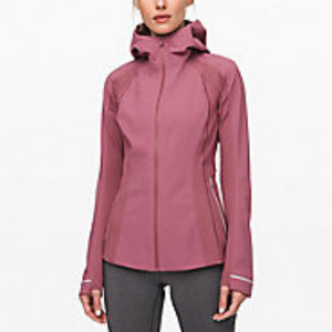NWT Lululemon Cross Chill Jacket, Sz 4, PLMF